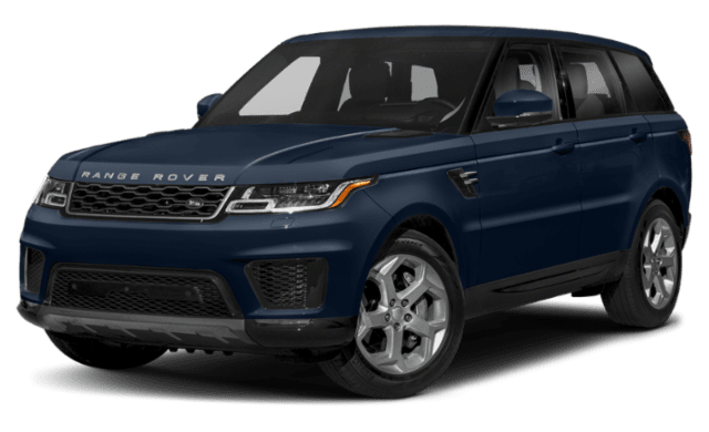 2019 Land Rover Range Rover Sport Base Blue