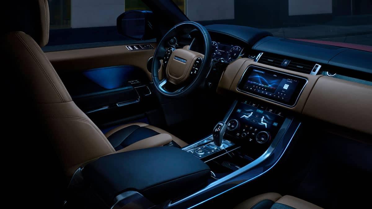 2019 Land Rover Range Rover Sport Interior