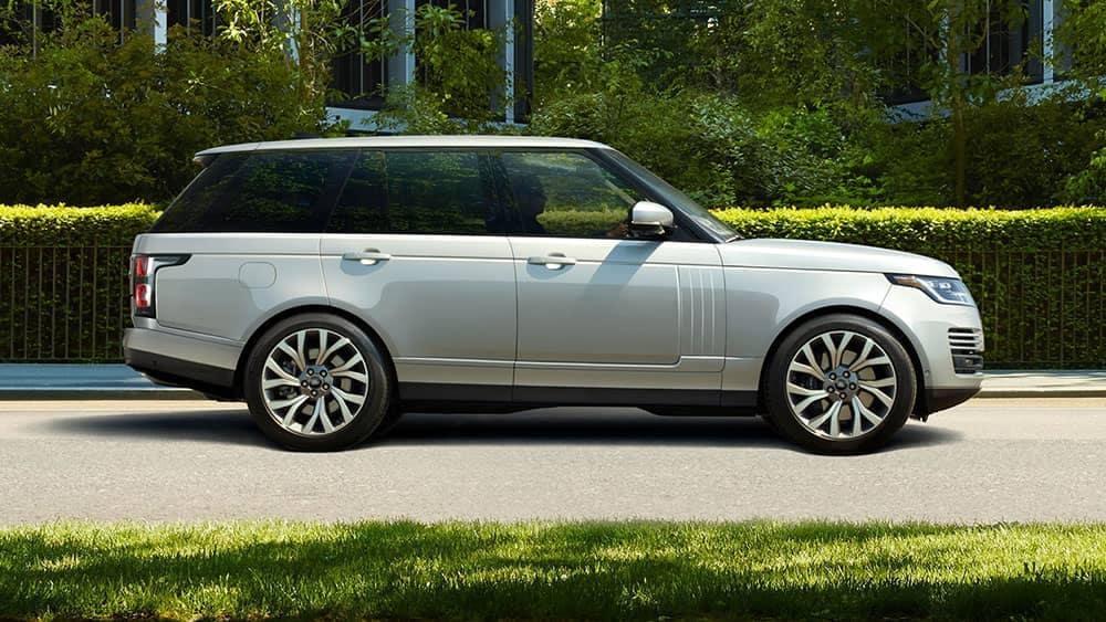 2019 Range Rover Side