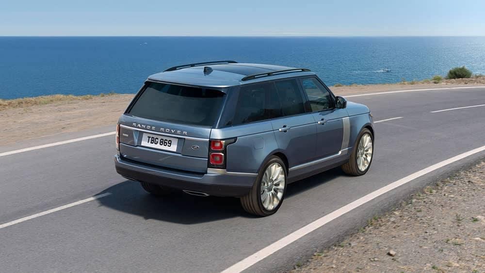 2019 Range Rover Rear