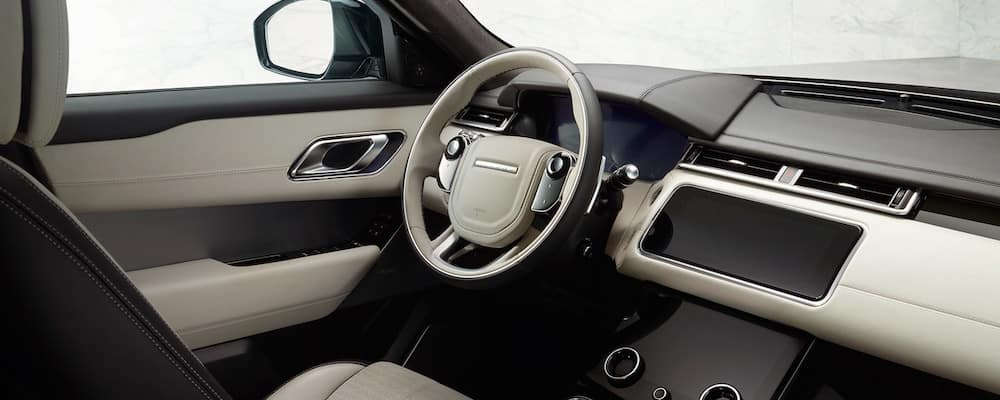 Range Rover Interior >> 2019 Range Rover Velar Interior Autobahn Land Rover Fort Worth