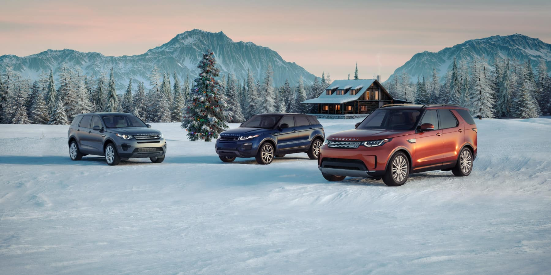 Land Rover Fort Worth | Season of Adventure Sales Event