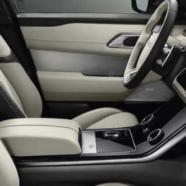 2019 Land Rover Velar Cabin