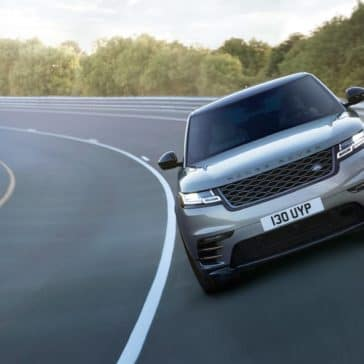 2019 Land Rover Velar Driving