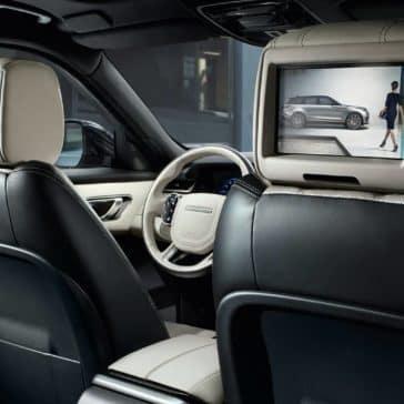 2019 Land Rover Velar Technology