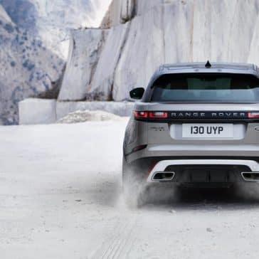 2019 Land Rover Velar Rear