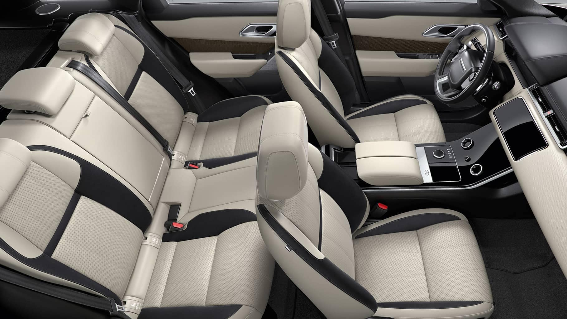 2019 Land Rover Velar Seating
