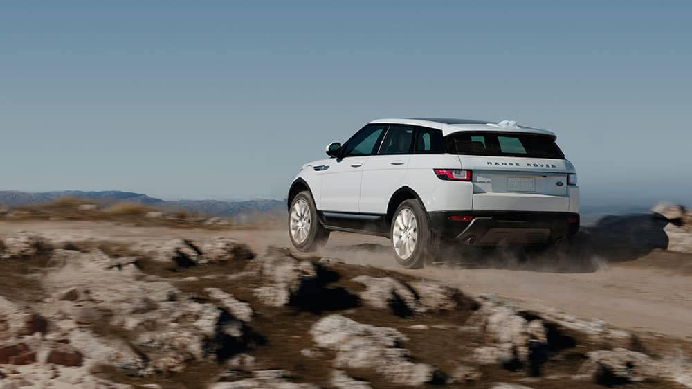 2019 Range Rover Evoque Rear