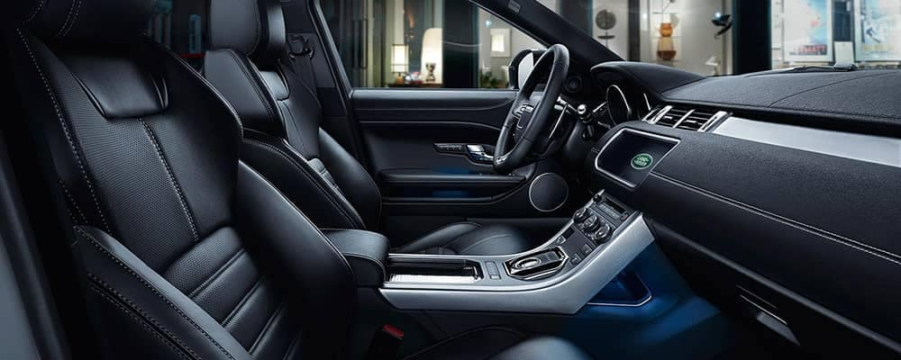 Range Rover Interior >> 2019 Land Rover Range Rover Evoque Interior Style Features