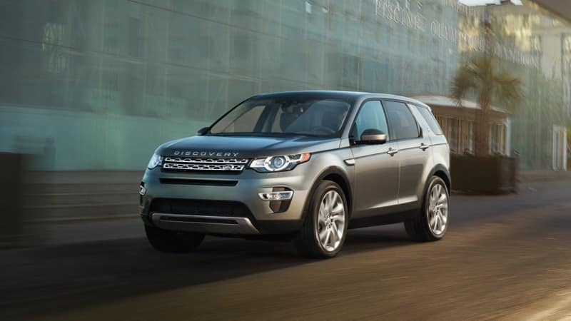 2019 Land Rover Discovery Sport Exterior 03