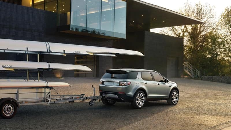 2019 Land Rover Discovery Sport Exterior 04