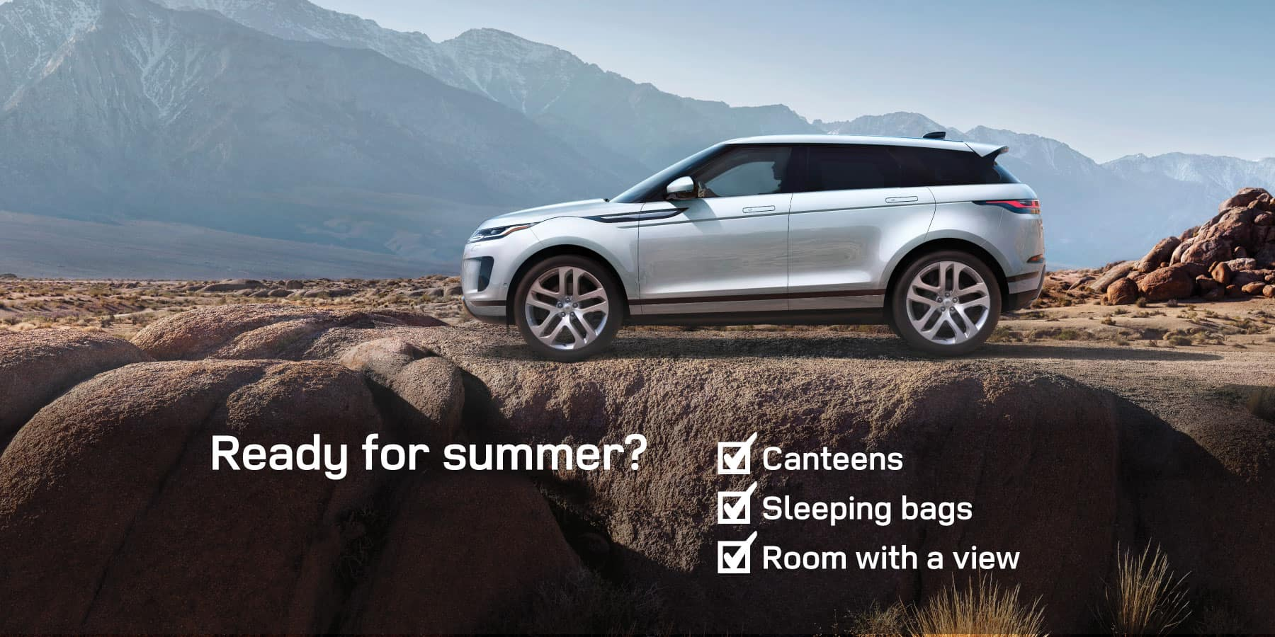 Autobahn Land Rover Fort Worth | Ready for the Summer?