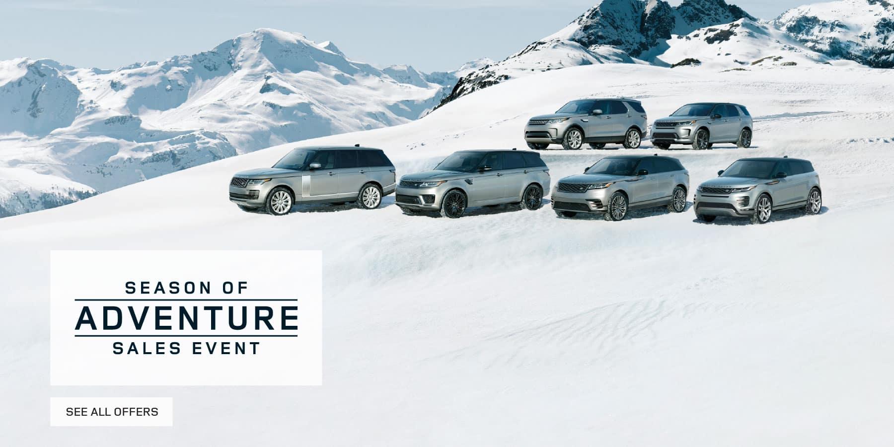 Autobahn Land Rover Fort Worth | Season of Adventure Holiday Sale