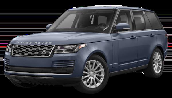 Blue 2020 Range Rover Autobiography