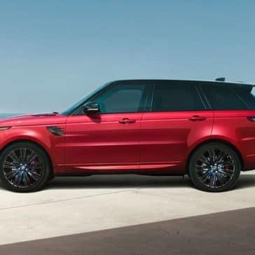 2020 Land Rover Range Rover Sport Side Profile
