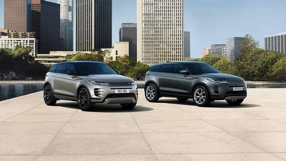 2020 Range Rover Evoque Pair