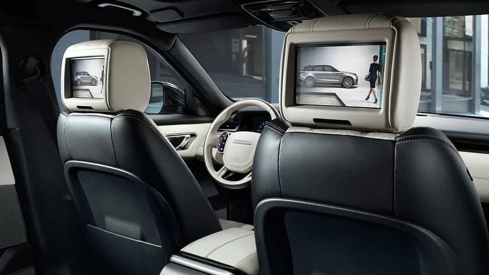 2020 Range Rover Velar Technology