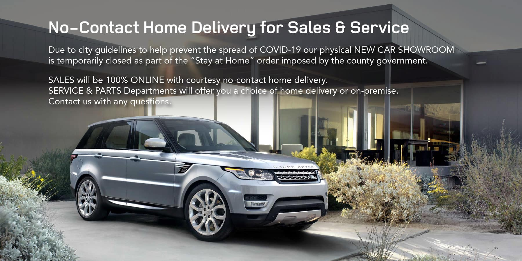 Autobahn Land Rover Fort Worth   New Car Showroom now CLOSED, SALES Online