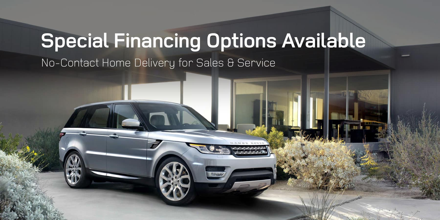 Autobahn Land Rover Fort Worth | New Car Showroom now CLOSED, SALES Online