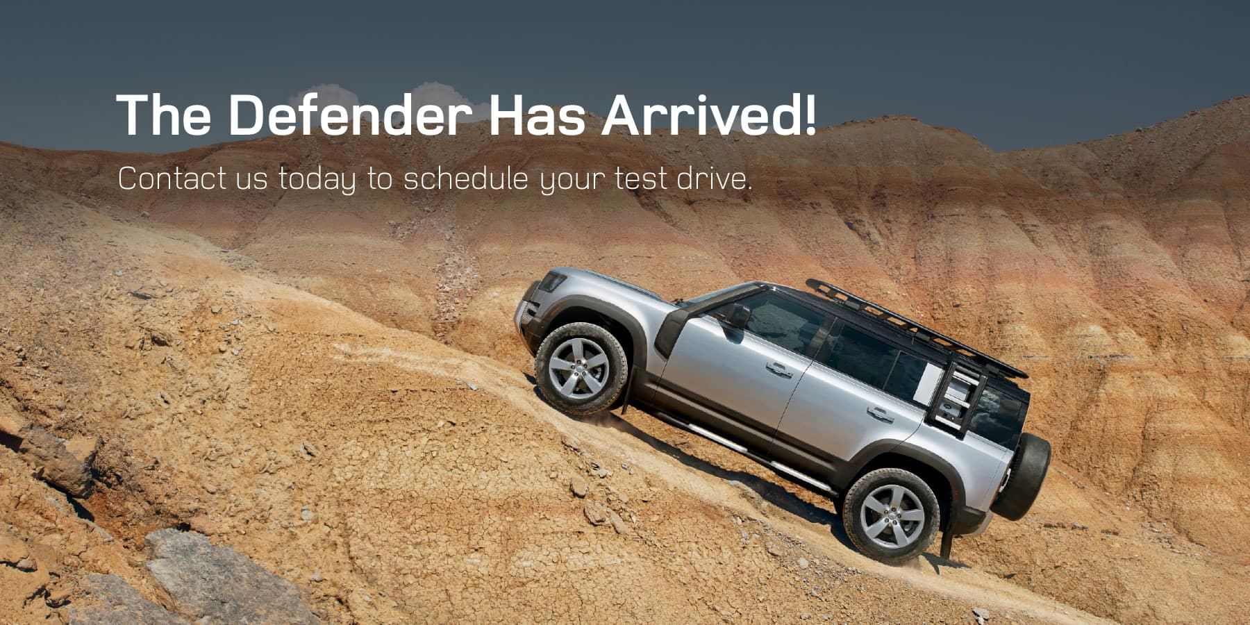 Autobahn Land Rover Fort Worth | The ALL NEW Defender has finally arrived!