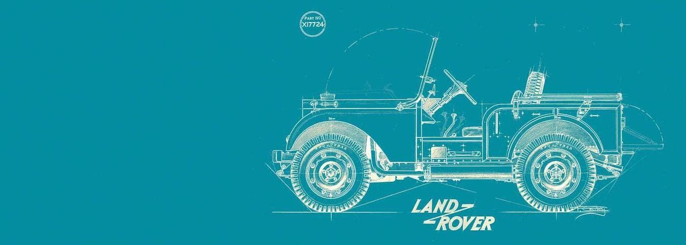 Land Rover Blueprint Header