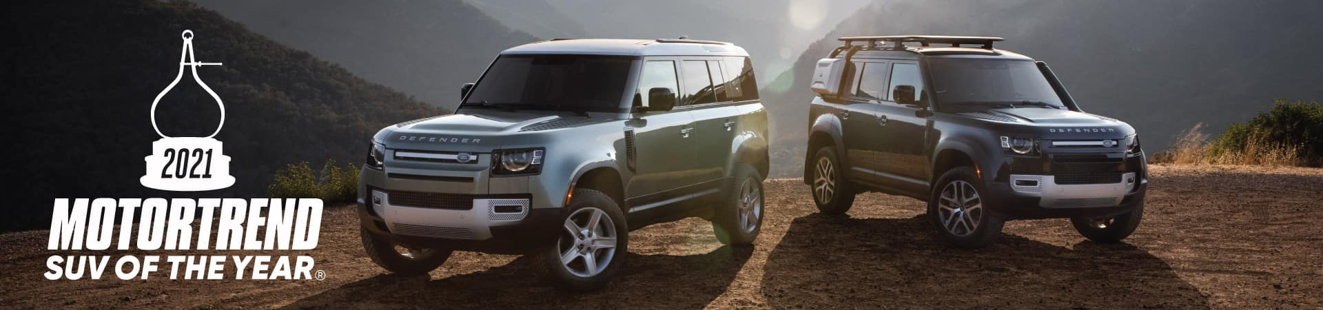 Land Rover Defender wins 2021 SUV of the Year