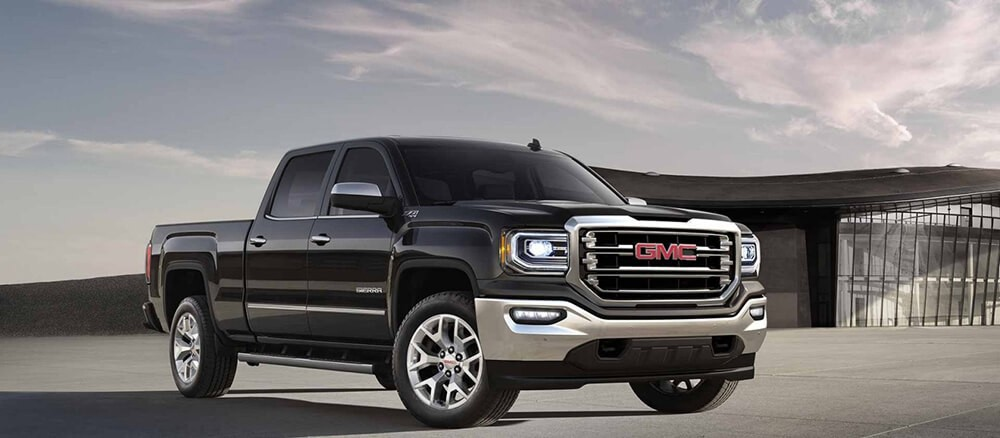 2018 GMC Sierra Black