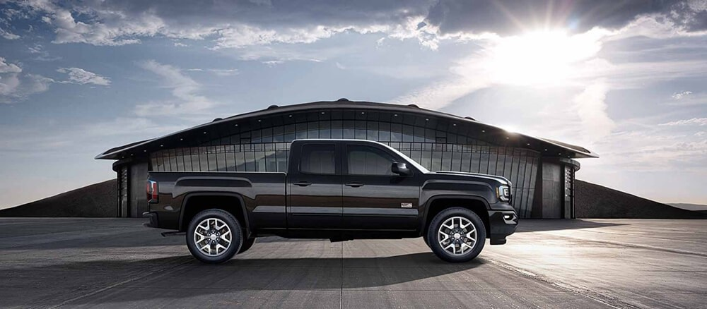 2018 GMC Sierra Parked