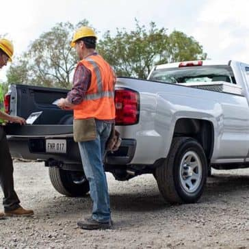 2018 Chevy Silverado Workers