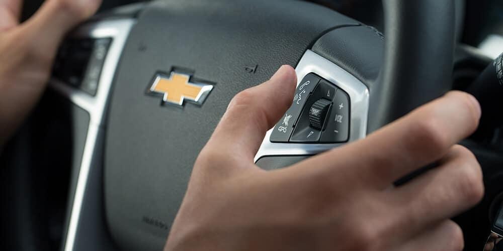 2018 Chevy Silverado Steering Wheel