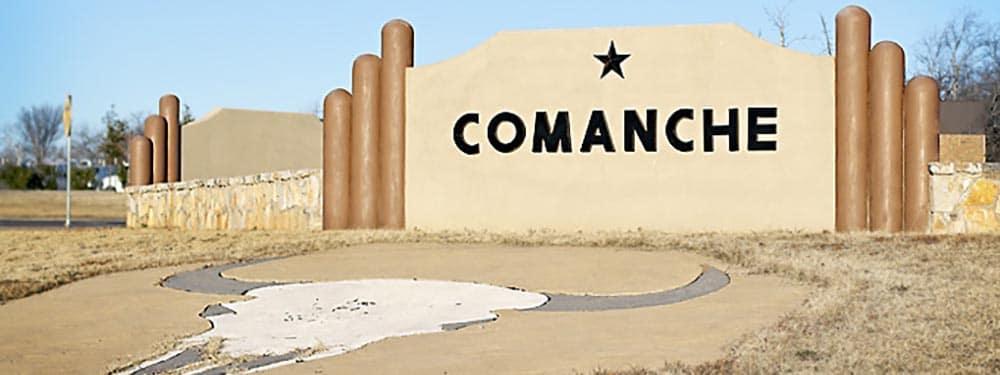 Comanche Sign