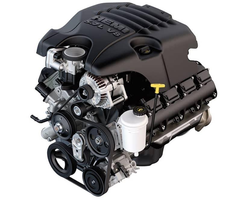 2018 Ram 1500 Motor