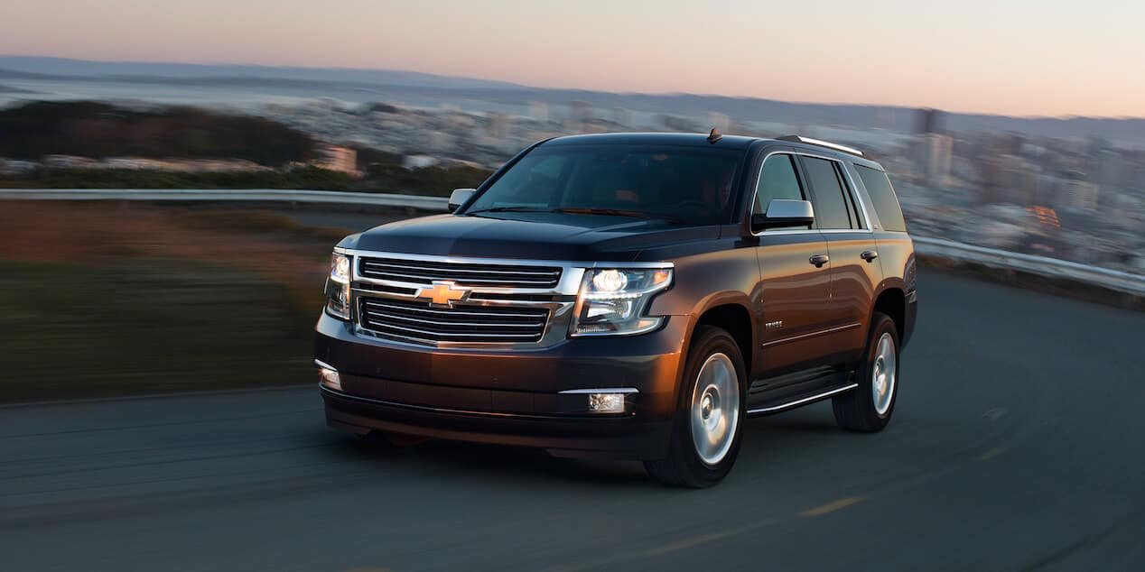 2018 Chevy Tahoe Black