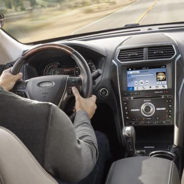 2018 Ford Explorer Driver