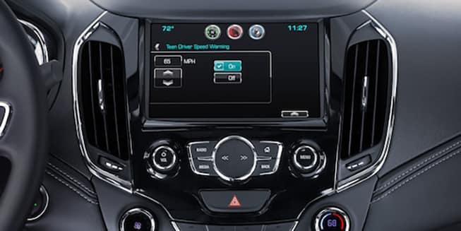 2018 Chevrolet Cruze Safety