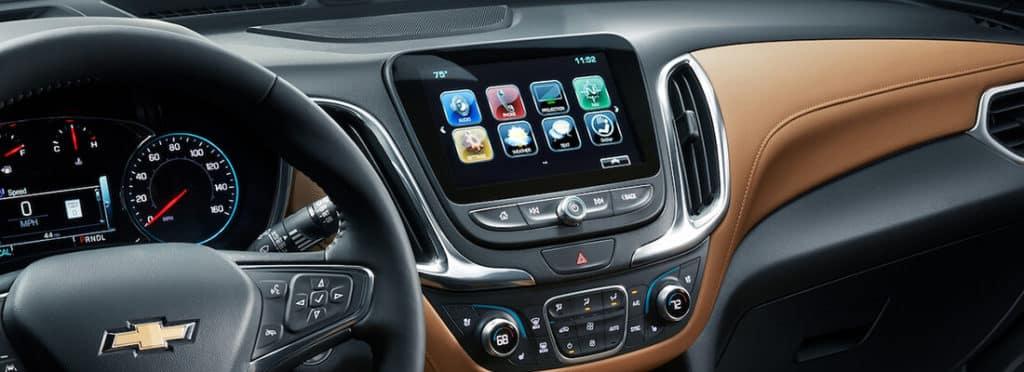 Chevy Mylink Touchscreen