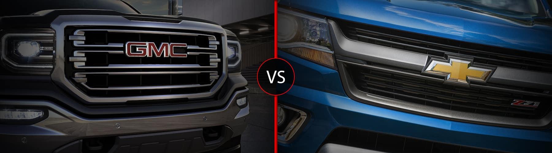 GMC vs Chevy