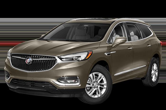 2019 Buick Enclave Brown