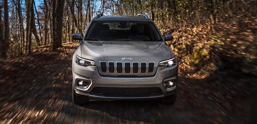 2019 Jeep Cherokee Exterior