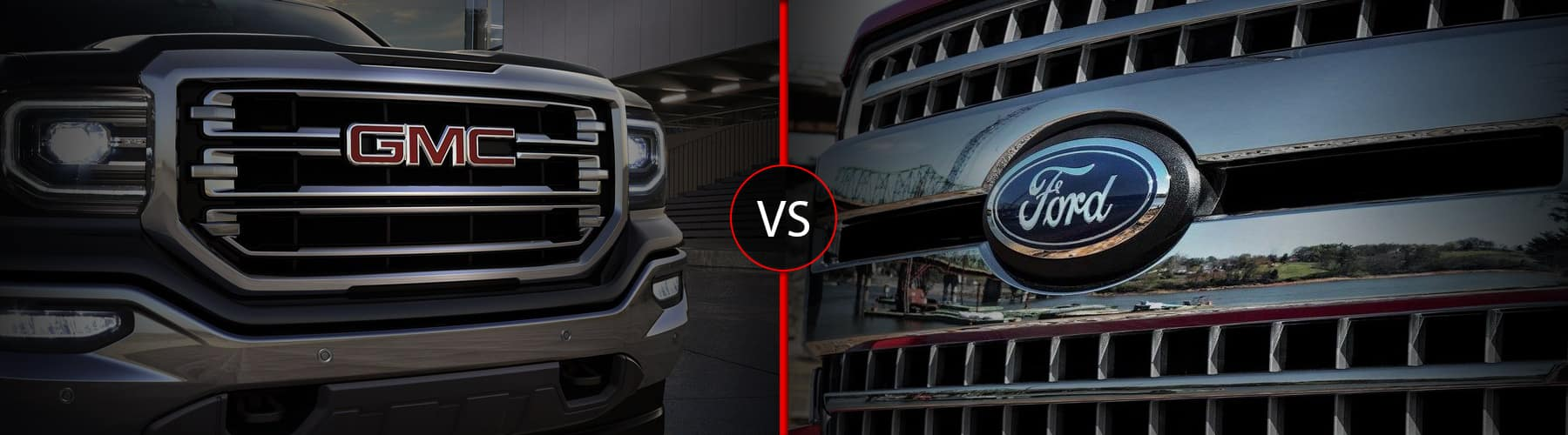 GMC Vs. Ford