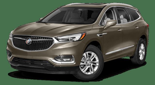 2019 Buick Enclave Tan