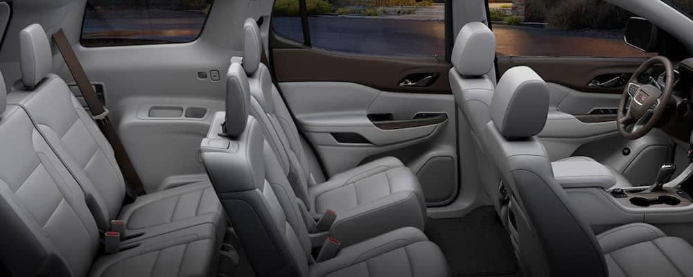 2019 Gmc Acadia Interior Features Bayer Auto Group