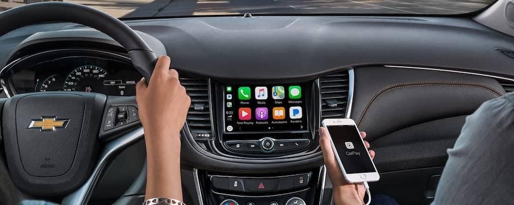 Chevrolet Apple CarPlay