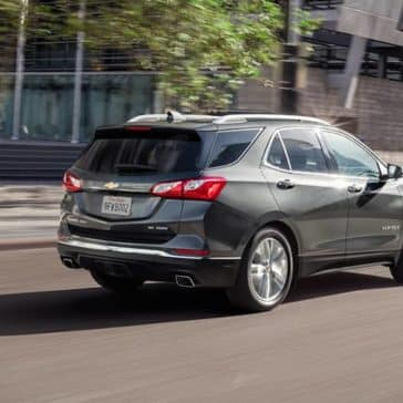 2019 Chevrolet Equinox Exterior driving away