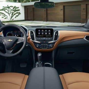 2019 Chevrolet Equinox Interior