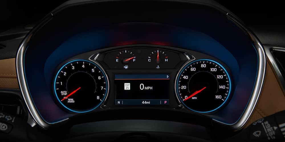 2019 Chevrolet Equinox Interior instrument gauge cluster