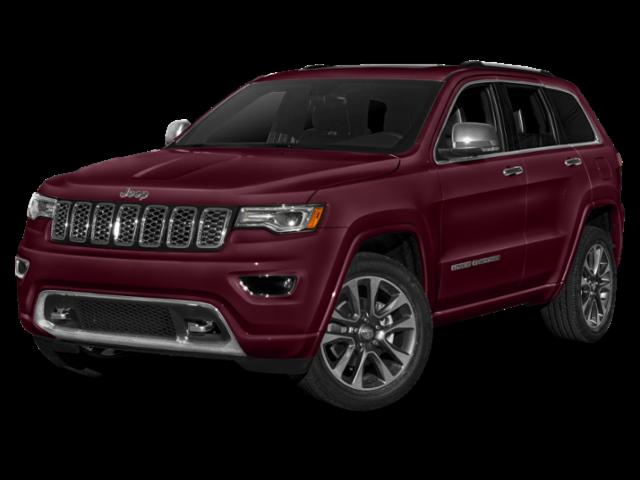 Burgundy 2019 Jeep Grand Cherokee