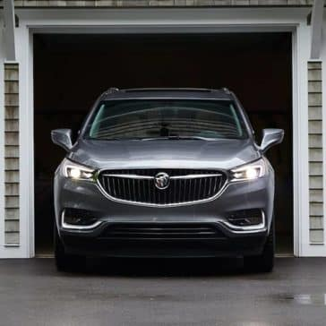 2019 Buick Enclave In Garage