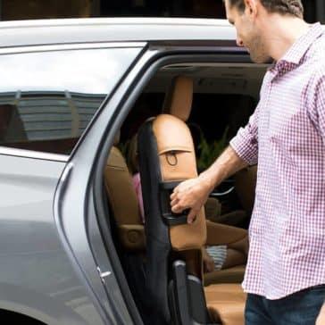 2019 Buick Enclave Open Door