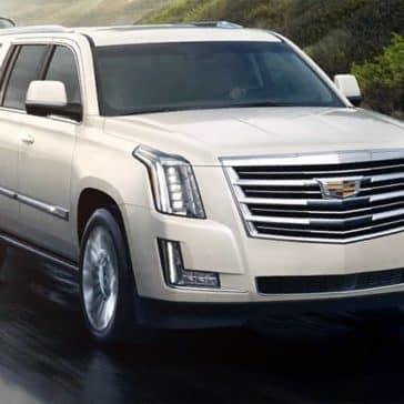 2019 Cadillac Escalade Towing